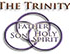 A Reflection by Rev Alistair McLeod for Trinity Sunday.