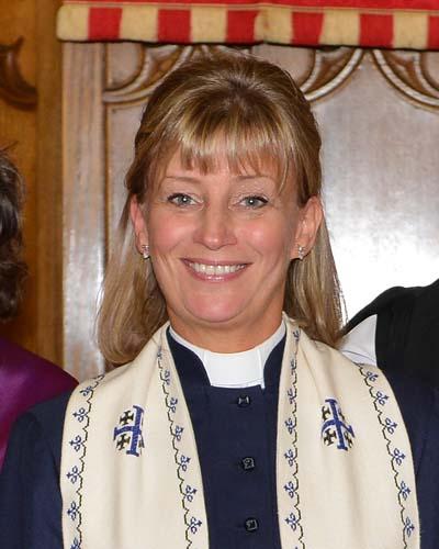 Rev Carollann Erskine sml